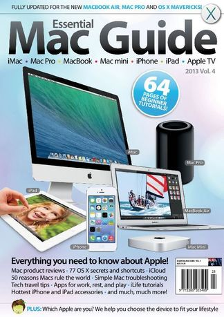 Essential Mac Guide digital cover