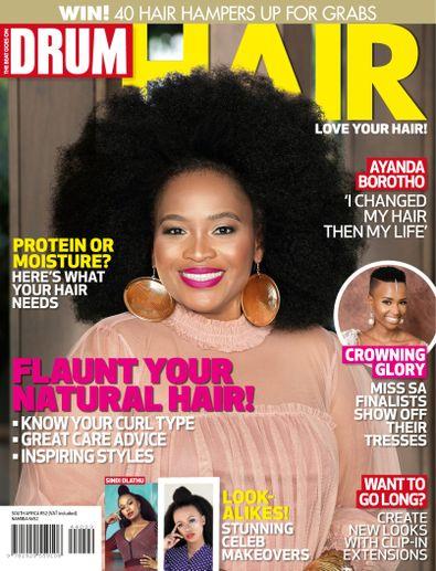 DRUM Hair digital cover