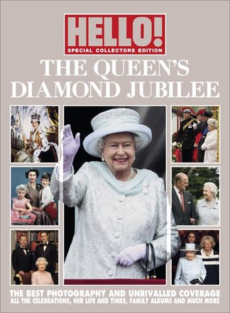HELLO! Diamond Jubilee Souvenir Edition digital cover