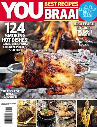 YOU Best Braai Recipes digital cover