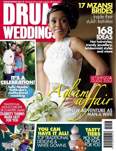 Drum Weddings digital cover