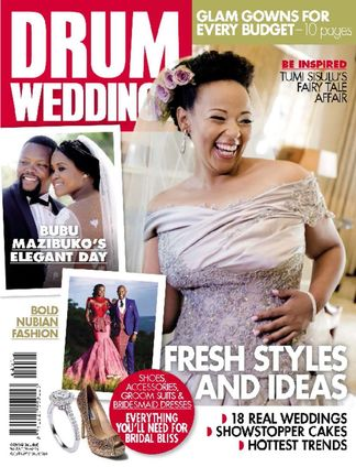 Drum Weddings digital cover
