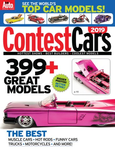 Contest Cars digital cover