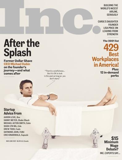 Inc. Magazine digital cover