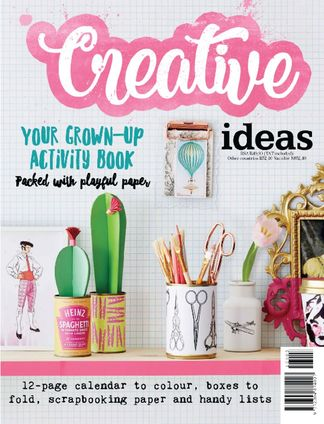 Creative Ideas digital cover