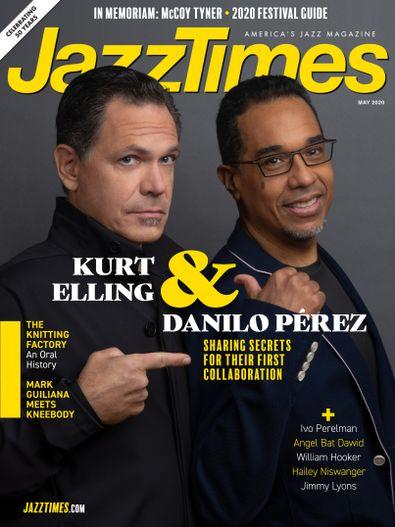 JazzTimes digital cover