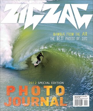 Zigzag Photo Journal digital cover