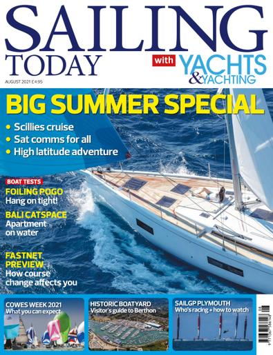 Sailing Today digital cover