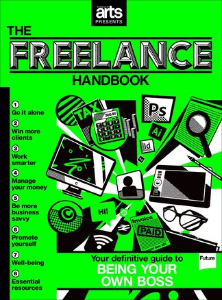 Computer Arts Presents: The Freelance Handbook digital cover