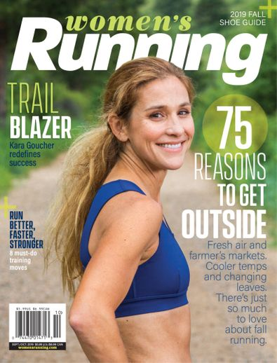 Women's Running digital cover