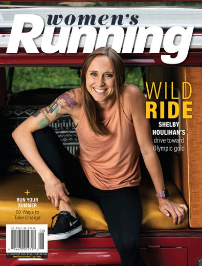 Women's Running digital cover
