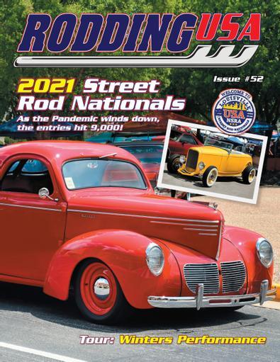Rodding USA digital cover