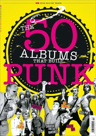 NME: The 50 Albums That Built Punk digital cover