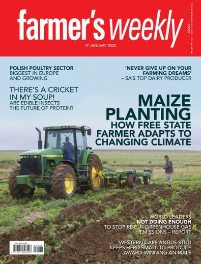 Farmer's Weekly digital cover