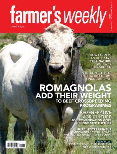 Farmer's Weekly digital cover