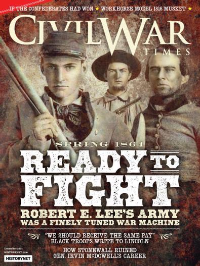 Civil War Times digital cover
