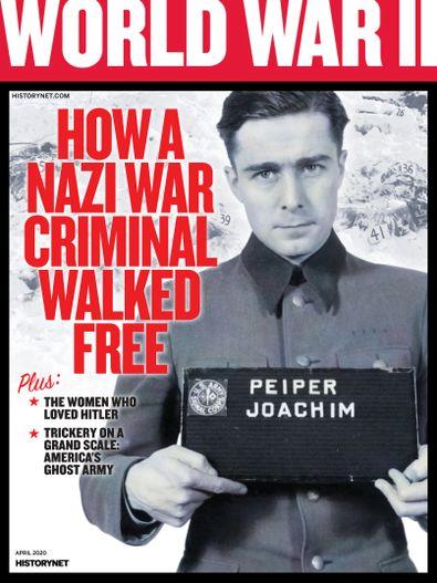 World War II digital cover