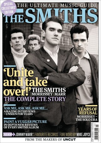 Uncut Ultimate Music Guide: The Smiths digital cover