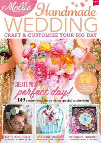 Mollie Makes Handmade Wedding digital cover