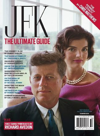 JFK The Ultimate Guide digital cover