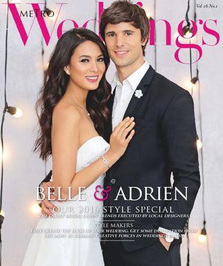 Metro Weddings digital cover