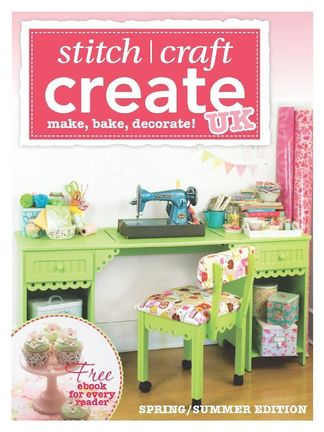 Stitch Craft Create UK digital cover