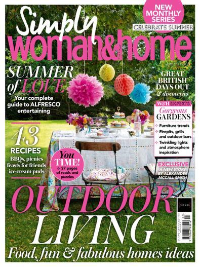 Woman & Home Feel Good You digital cover