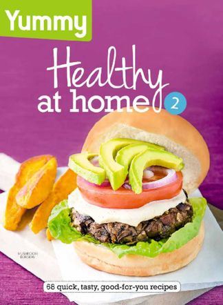Yummy Healthy at Home digital cover