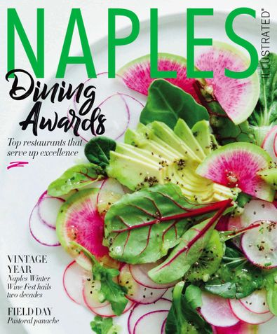 Naples Illustrated digital cover