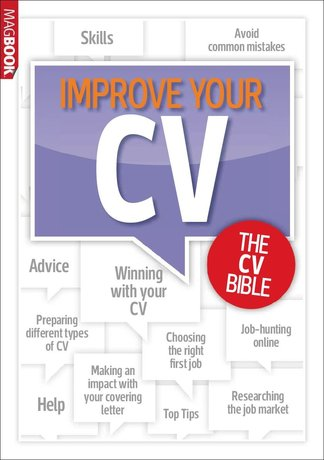 Improve Your CV digital cover