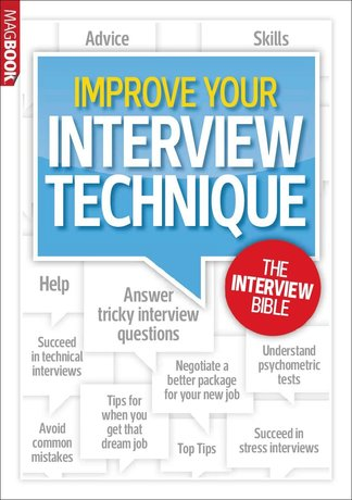 Improve Your Interview Technique digital cover