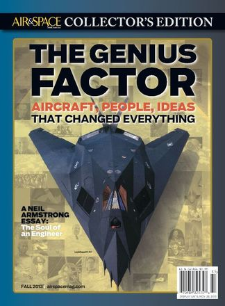 The Genius Factor: Aircraft, People, Ideas That Ch digital cover