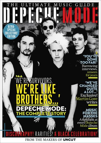 Depeche Mode - The Ultimate Music Guide digital cover