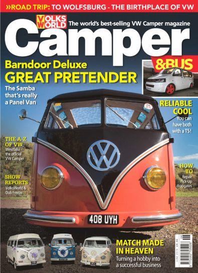 VW Camper & Bus digital cover