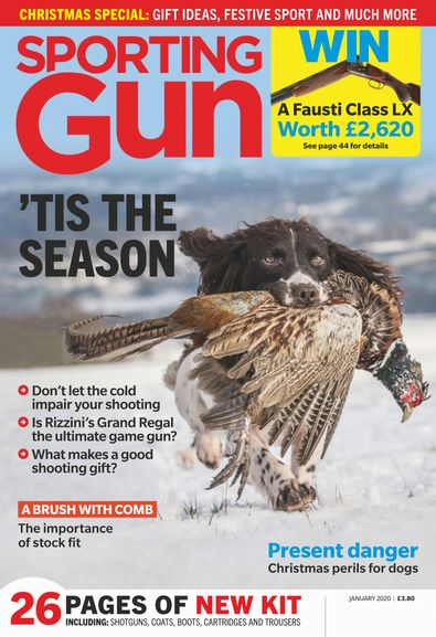 Sporting Gun digital cover