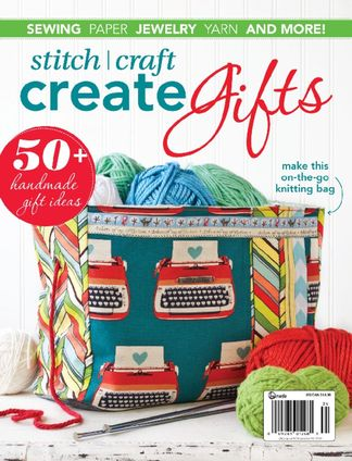 Stitch Craft Create Gifts digital cover
