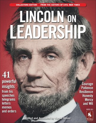 Lincoln on Leadership digital cover