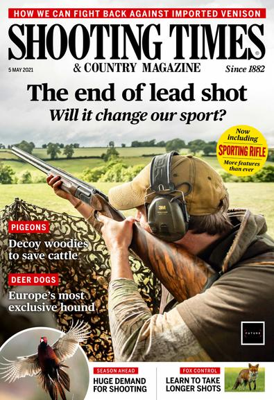Shooting Times & Country digital cover