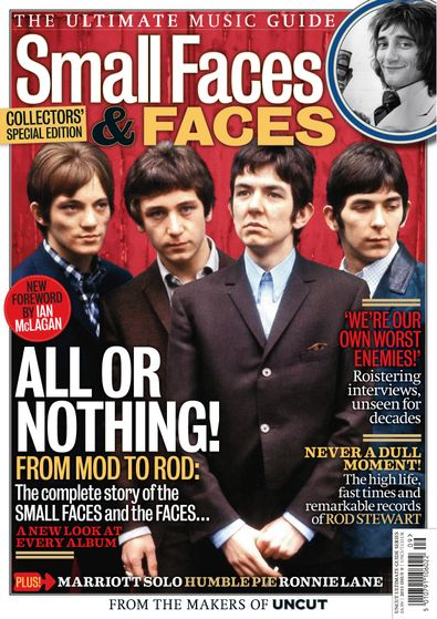 The Small Faces - The Ultimate Music Guide digital cover