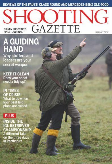 Shooting Gazette digital cover
