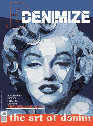 DENIMIZE digital cover