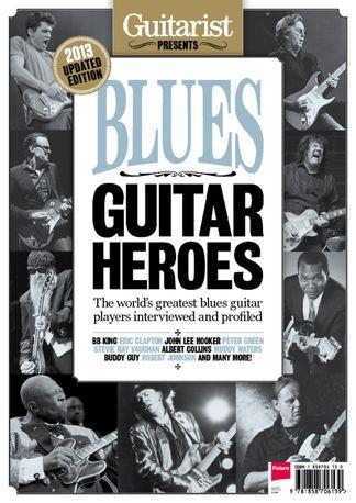Guitarist Presents - Blues Guitar Heroes digital cover