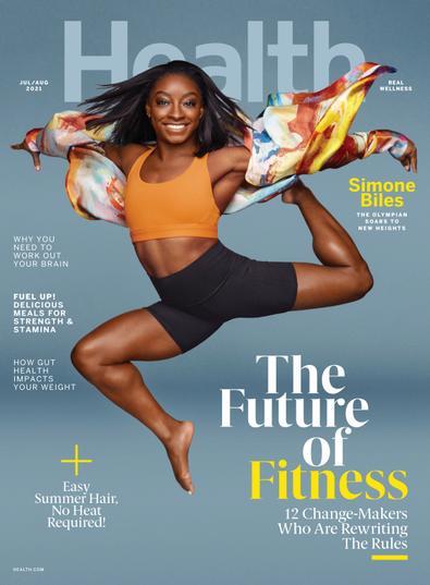 Health digital cover