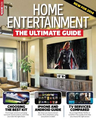 Home Entertainment digital cover