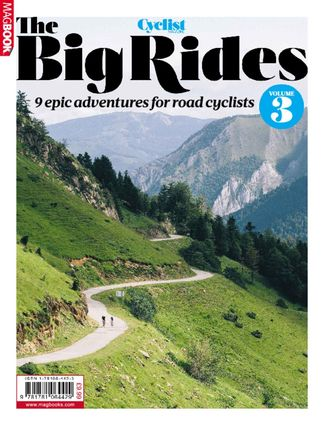 Cyclist: The Big Rides digital cover