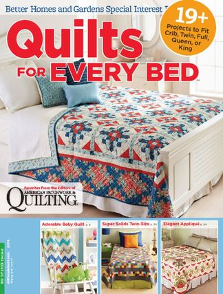 Quilts for Every Bed digital cover