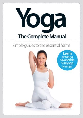 Yoga The Complete Manual digital cover