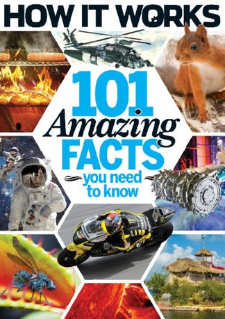 How It Works Book of 101 Amazing Facts You Need To digital cover