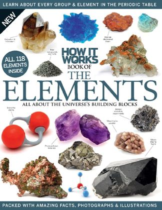 How It Works Book of the Elements digital cover