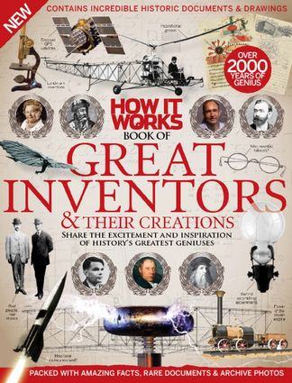 How It Works Book of Great Inventors & Their Creat digital cover